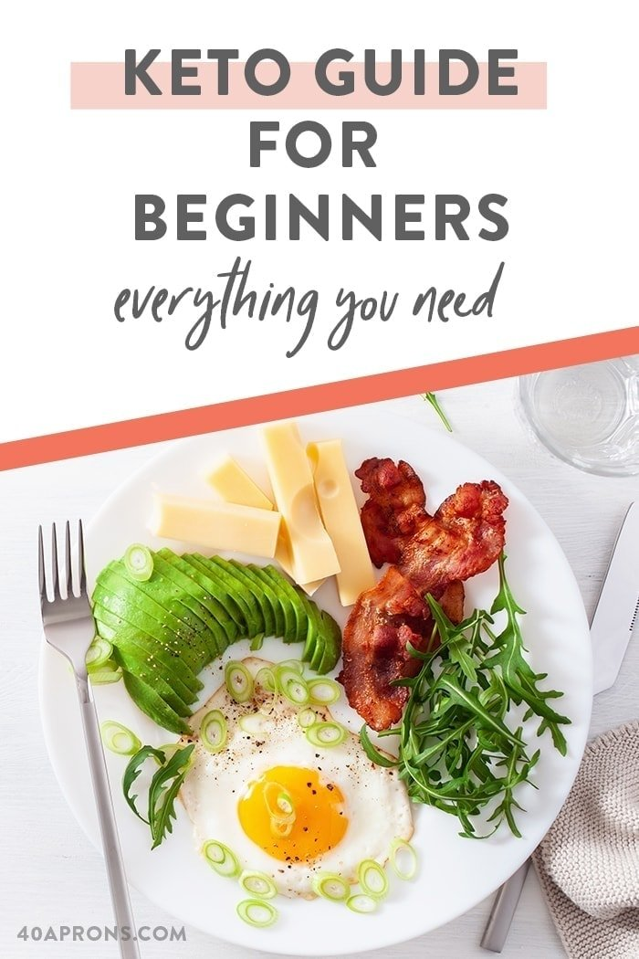 Keto Guide for Beginners Graphic