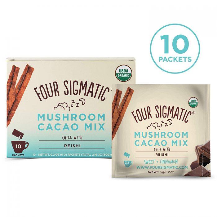 four sigmatic mushroom cocoa mix