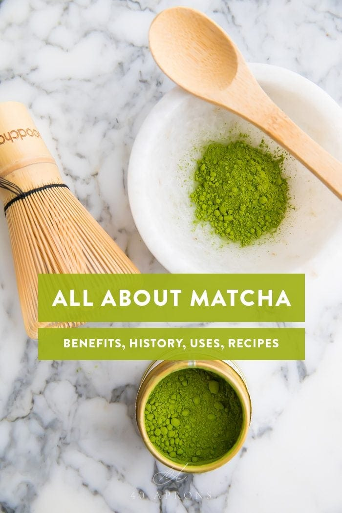 What is matcha graphic