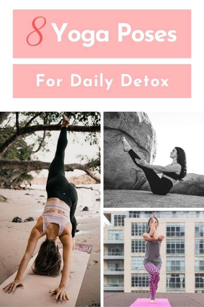 Yoga Detox 8 Easy Yoga Poses To Detox Your Body 40 Aprons