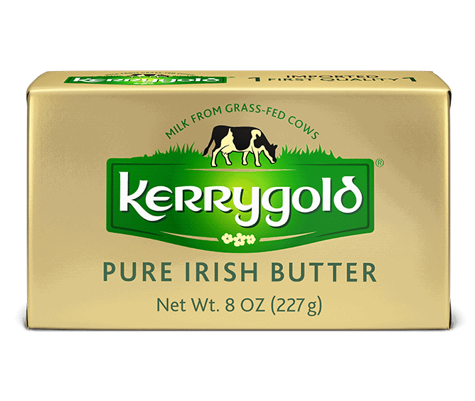 kerrygold butter for Whole30 shopping list