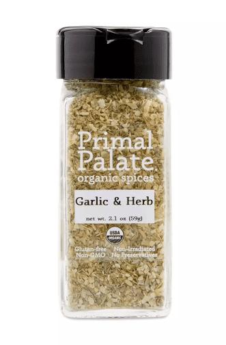 primal palate Whole30 seasoning
