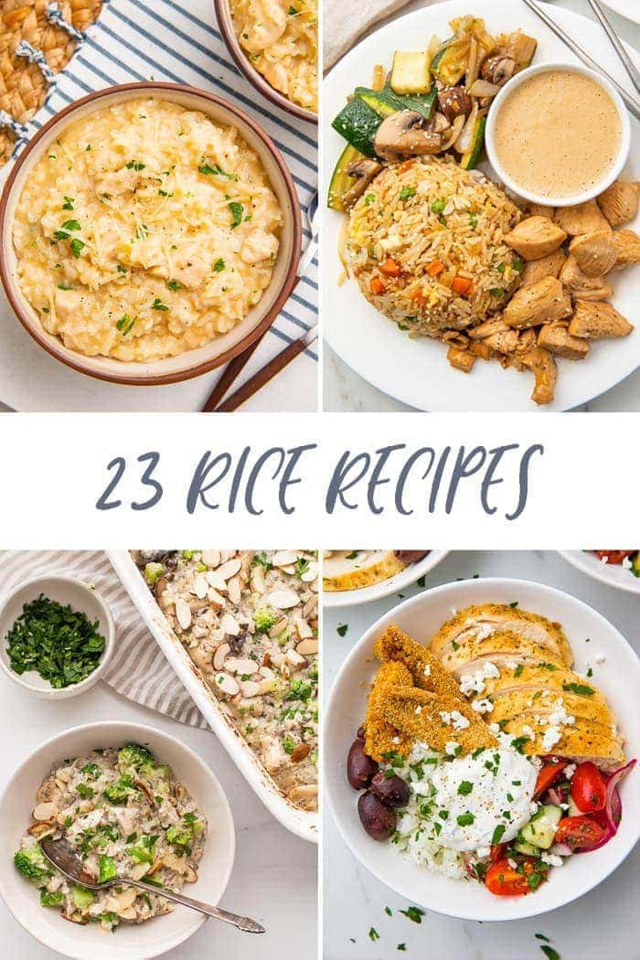 23 bean recipes
