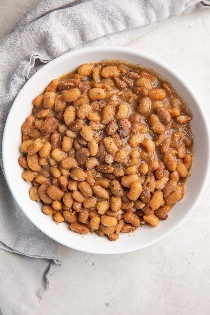 Instant Pot Pinto Beans No Soak 40 Aprons