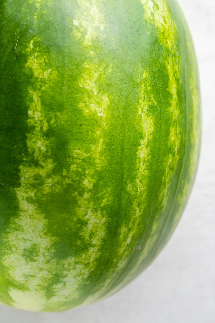 A whole watermelon