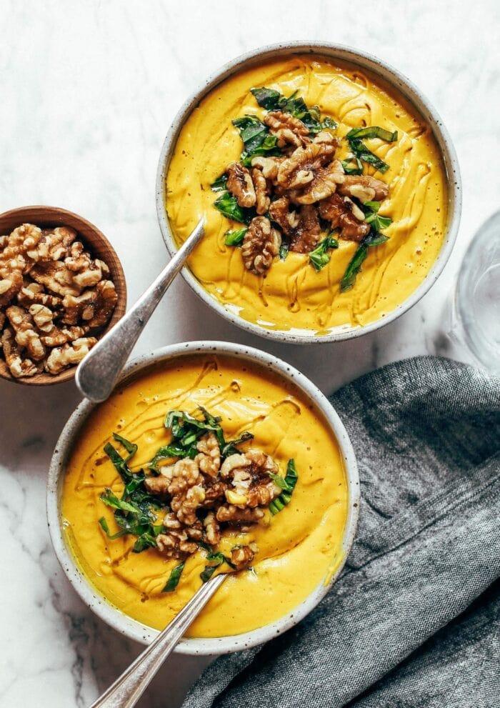 Golden turmeric soup whole30 recipe