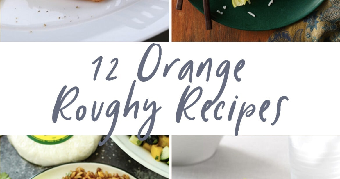 Graphic for 12 orange roughy recipes