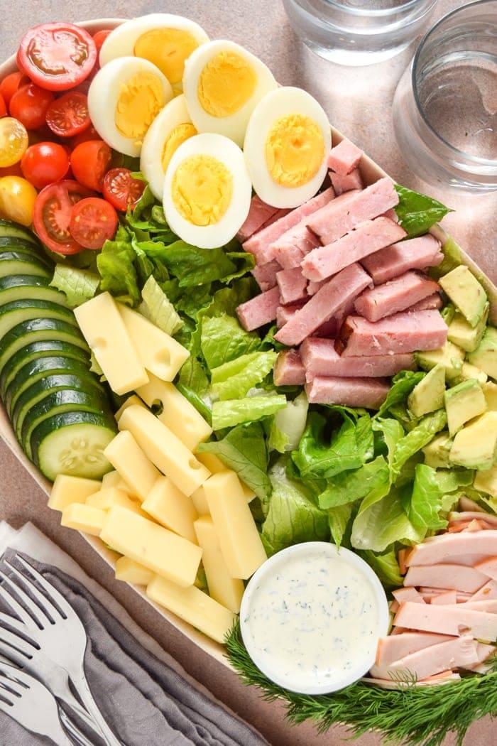Chef Salad Platter