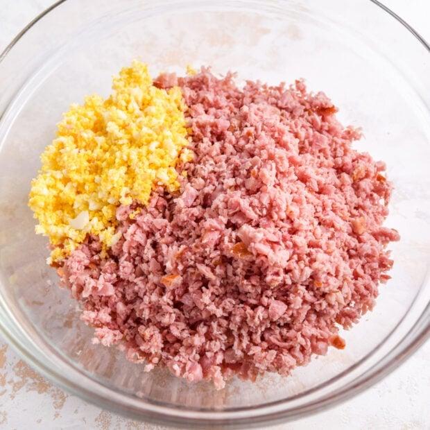 Ham Salad Step 2