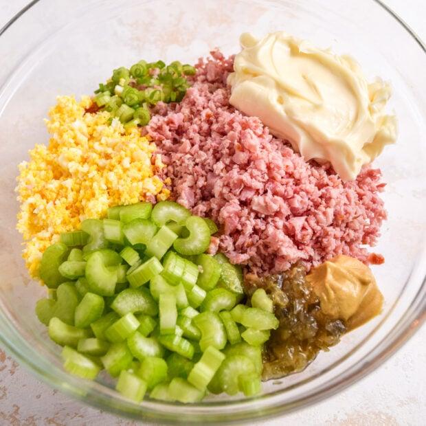 Ham Salad Step 3