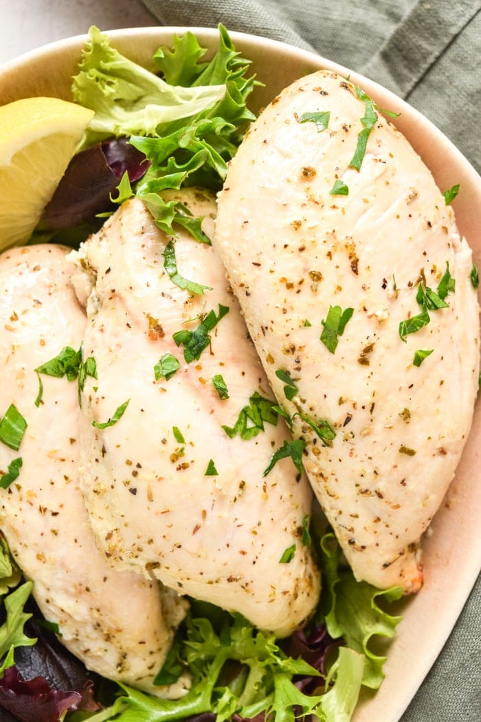 Italian Dressing Chicken