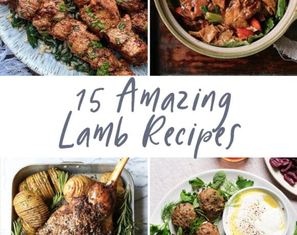 Graphic for 15 Amazing Lamb Recipes
