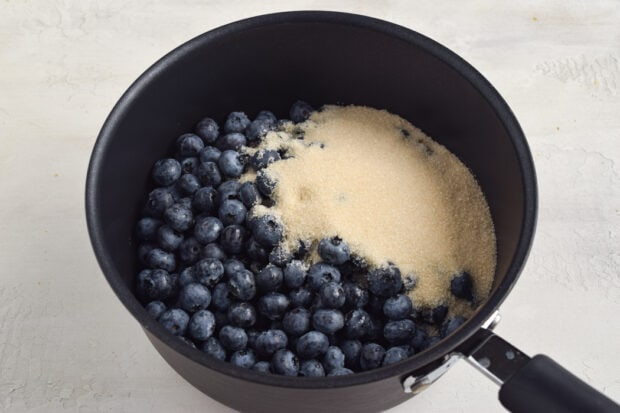 Blueberry Jam Process Photo 1