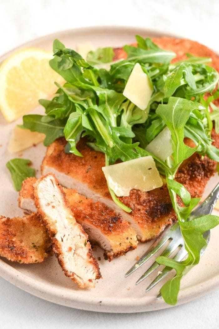 Chicken Milanes