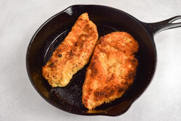 Chicken Milanese Process Photo 3