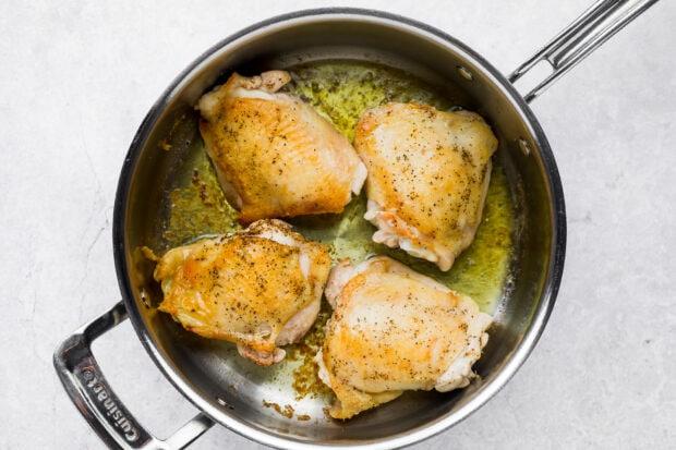 chicken vesuvio step 2