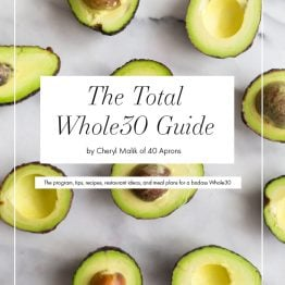 Whole30 Starter Kit: Total Guide eBook and Meal Plans